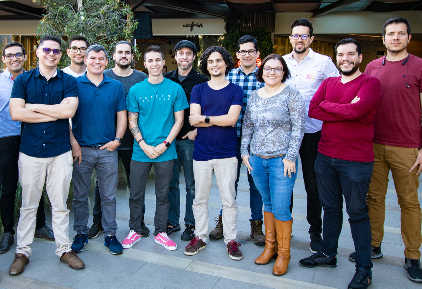 Kleeen raises $3.8M to make front-end design for business applications easy